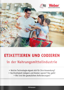 Whitepaper Nahrungsmittelindustrie Cover